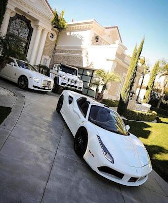 Wealthy people can make heaven