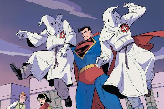 Cómo Superman venció al Ku Klux Klan