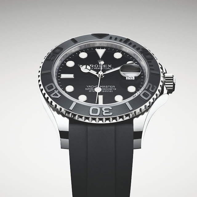 Rolex Oyster Perpetual Yacht‑Master 42