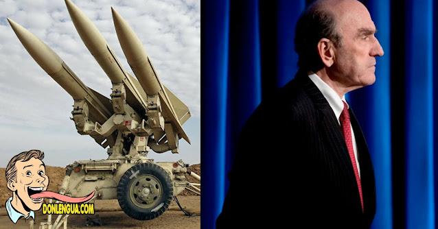 Estados Unidos destruirá por la fuerza cualquier misil que sea enviado desde Irán a Venezuela