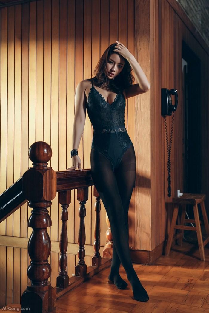 Image Kwon-Soo-Jung-MrCong.com-023 in post Người đẹp Kwon Soo Jung đầy mê hoặc trong bộ sưu tập nội y (134 ảnh)