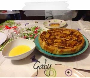 Apfelwähe... torta di mele svizzera