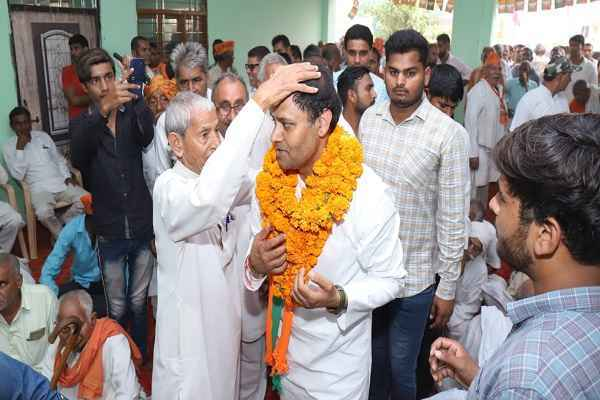 sohanpal-chhokar-appeal-to-vote-for-bjp-in-prithla-vidhanabha-news