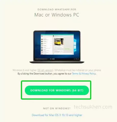 A step-by-step guide tutorial on how to use whatsapp on laptop?