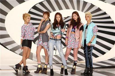 Daftar Lagu Sistar 19 Tentang Sistar Mulai Dari Album Foto Video Berita Lirik Fianzoner Chart Top 50 Tangga Lagu Korea Minggu Ke 4 Mei 2011