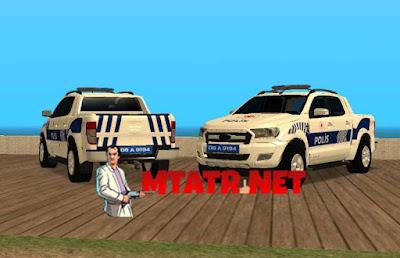 Ford Ranger Polis