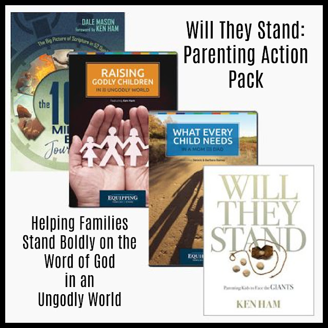 Will They Stand:  Parenting Action Pack
