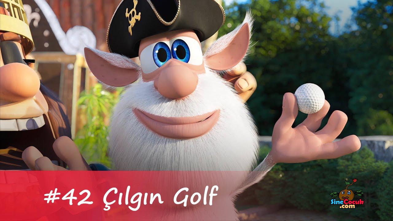 Booba: 42.Bölüm - Çılgın Golf izle