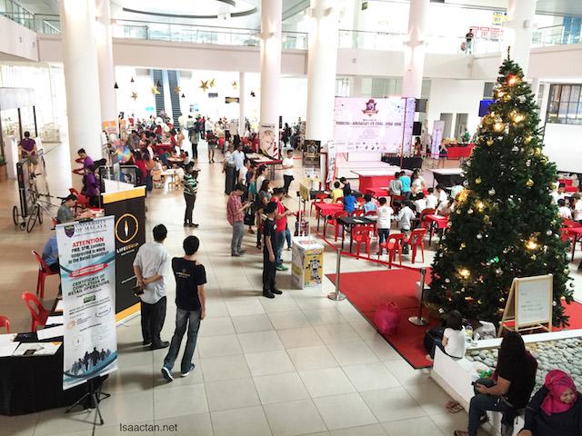 Nexis Di Sini Christmas Carnival @ Sunway Nexis, Kota Damansara