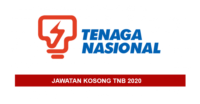 Jawatan Kosong di Tenaga Nasional Berhad TNB 2020