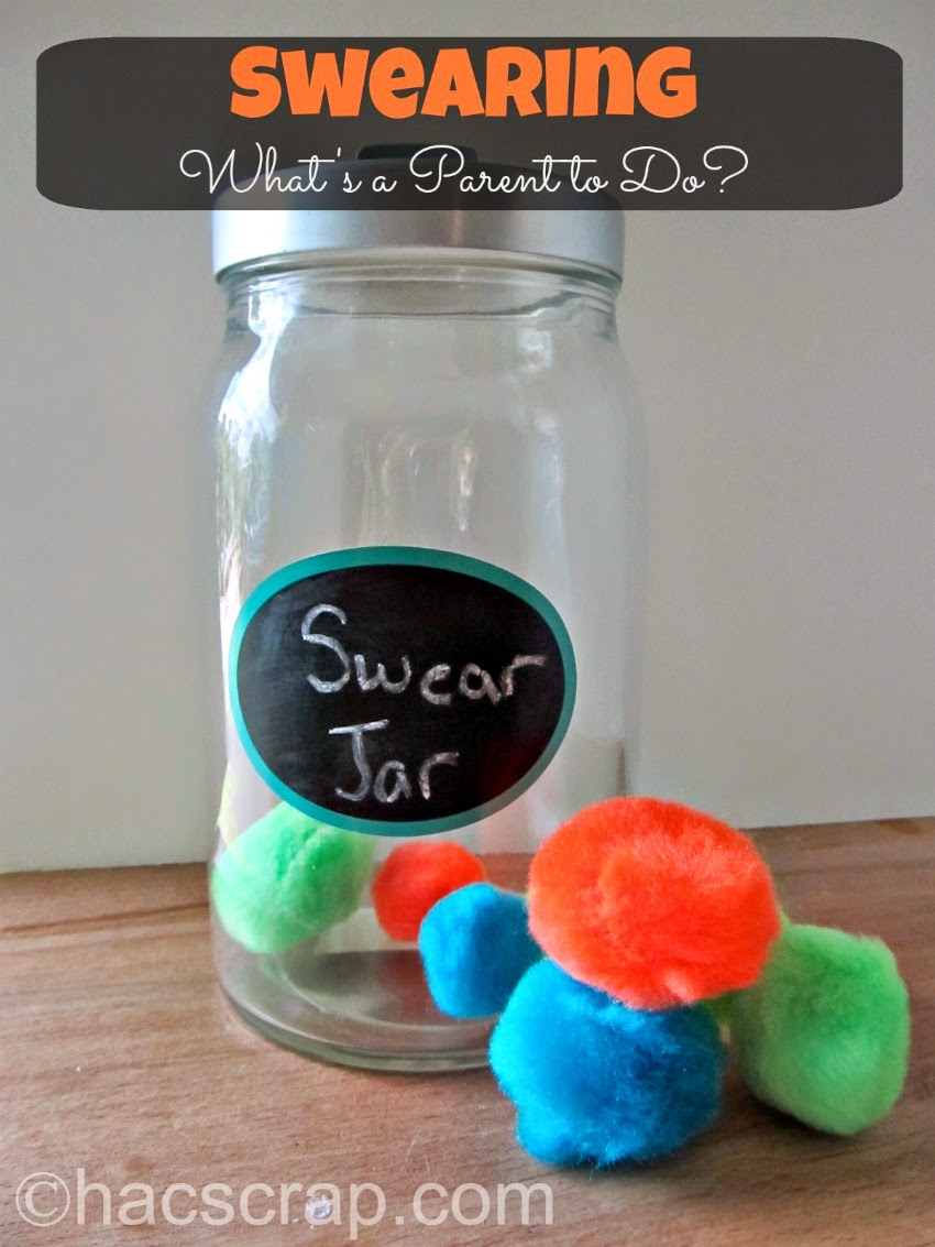 Swear Jar via My Scraps