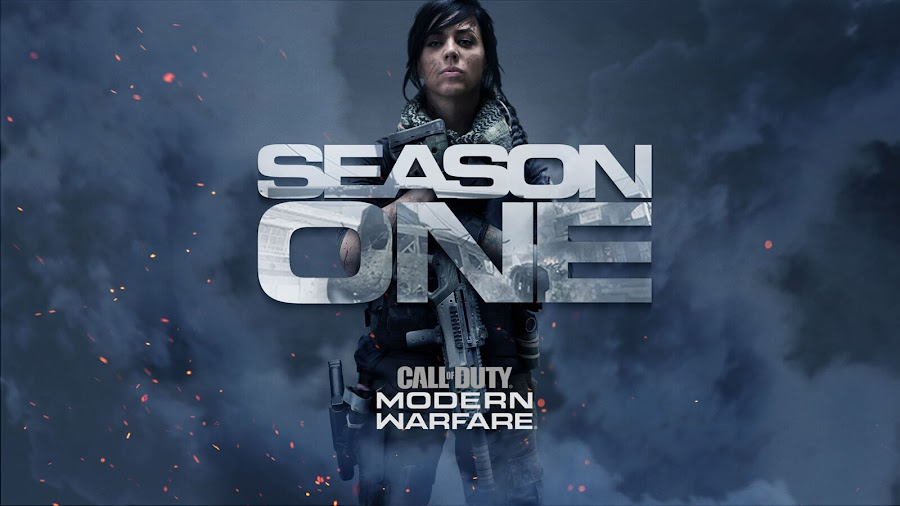 call of duty modern warfare season 1 battle pass infinity ward activision multiplayer maps new operator mara special op missions pc ps4 xb1