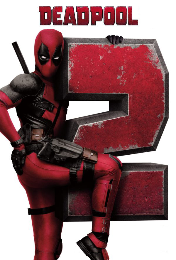 Deadpool 2 [2018] [DVDR] [NTSC] [CUSTOM HD] [Latino Final] [Video Limpio]