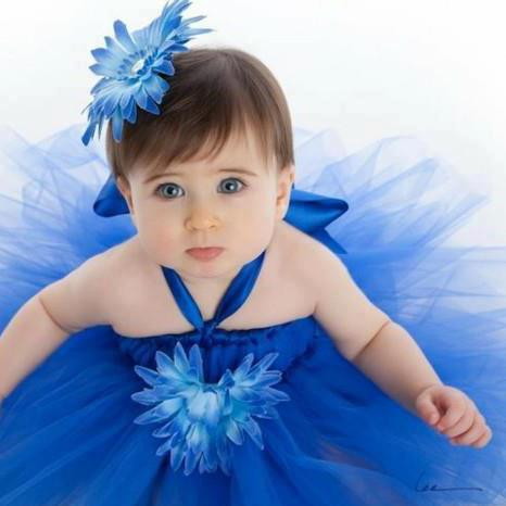 Babies Pictures: Babies Wearing Flowers Pictures of Baby ...