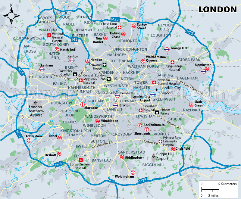 london area map ldn map area london map