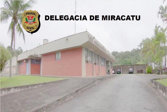 Polícia Civil captura homem que ameaçou a ex-mulher em Miracatu