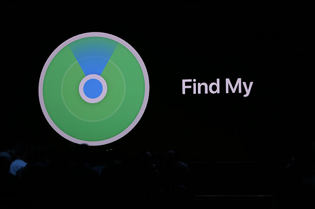 iOS 13 Find My Location