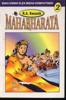 Mahabharata+R.A. Kosasih+Pandawa Diperdaya