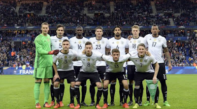 Daftar Skuad Pemain Timnas Jerman 2016
