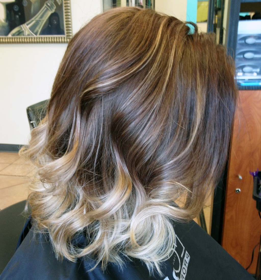 21 Balayage Hair Short 2016 Recommended Ellecrafts