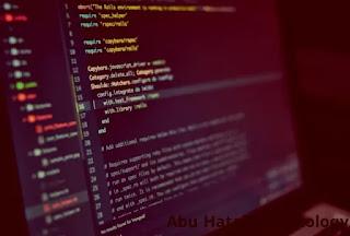 ما الذي يجب أن تعرفه عن برمجة الكمبيوتر؟