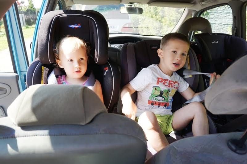 xsara picasso i 3 foteliki samochodowe
