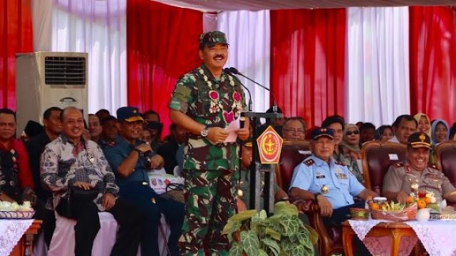 Soal Nobar Film G30SPKI, Ini Jawaban Panglima TNI