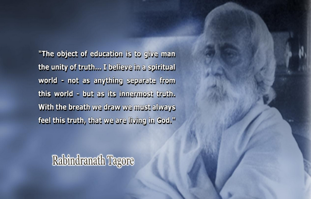 Tagore quote