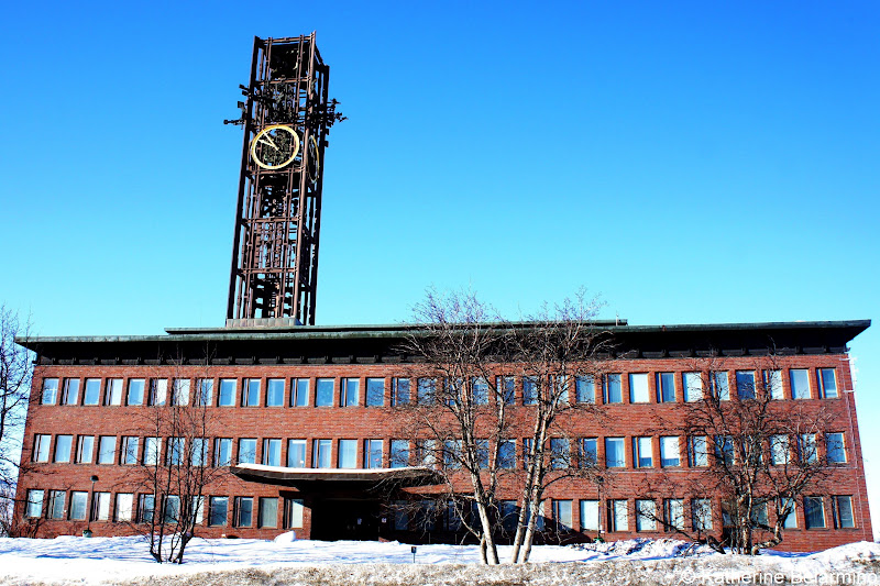 Kiruna City Hall Sweden