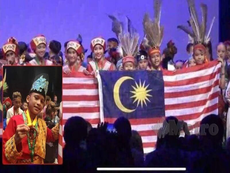 Malaysia Juara World Cup Dance 2019