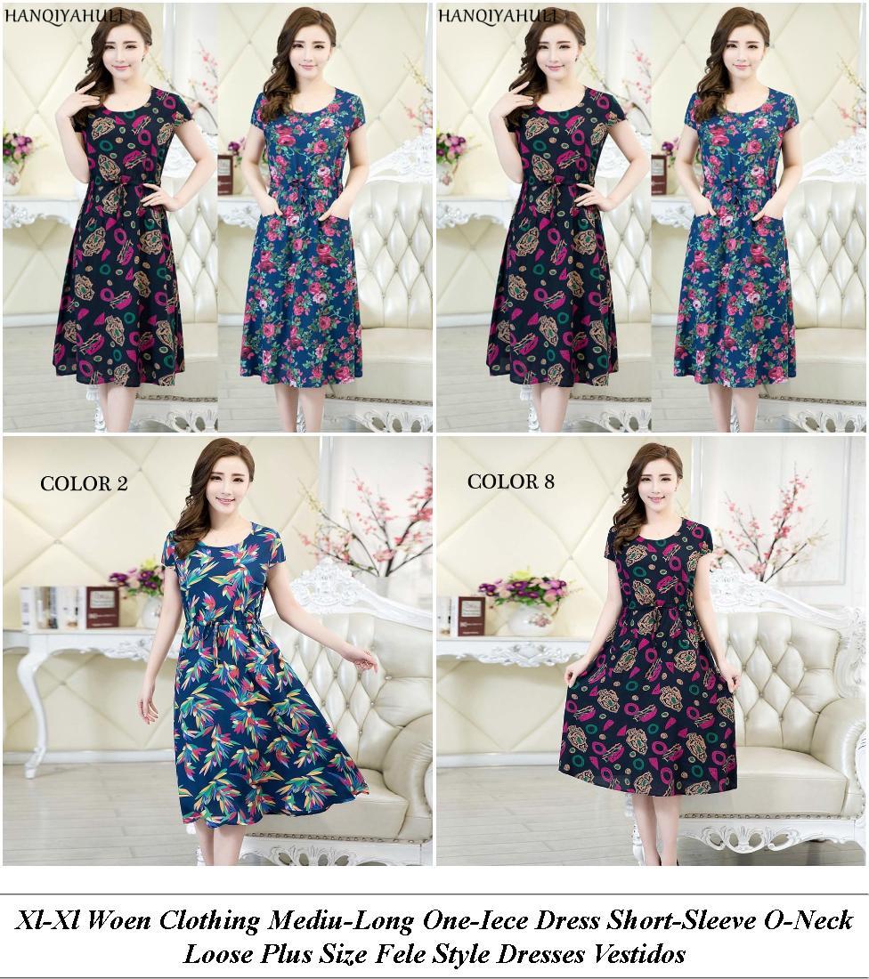 Girls Dresses - Womens Clearance Sale - Purple Dress - Cheap Clothes Online Shop