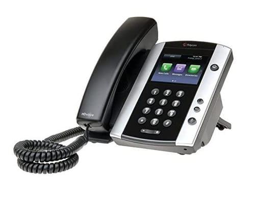 Polycom VVX500 Skype Business Media Phone