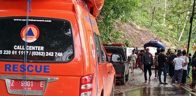 20 Desa Terdampak Banjir Kabupaten Garut, Pameungpeuk Paling Parah