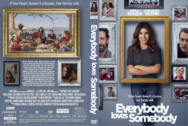 Everubody Loves Somebody DVD Cover