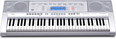 dan organ Casio CTK-4000