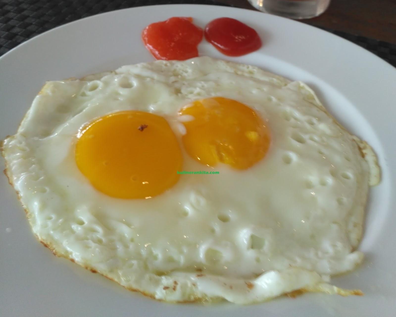 Goreng telur ceplok