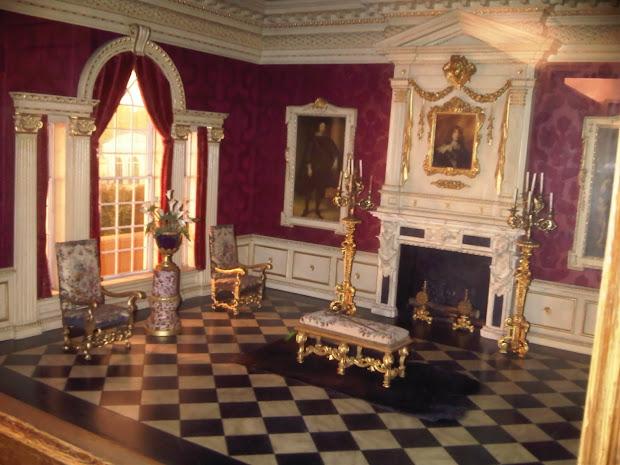 Diary Of Edwardian Dolls House