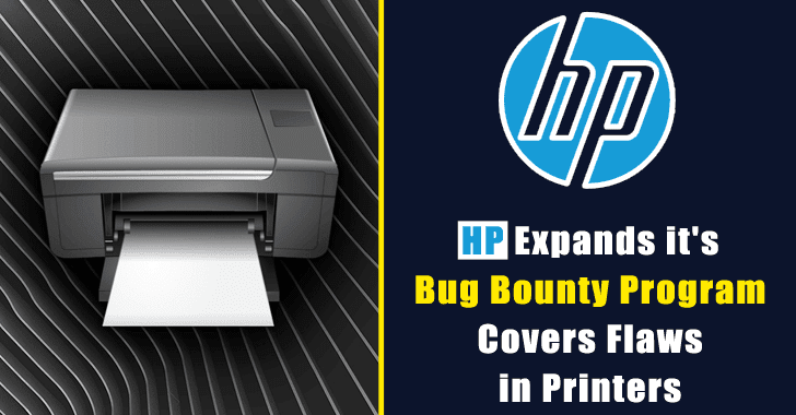 HP Expands It's Bug Bounty Program Covers Flaws in Printers