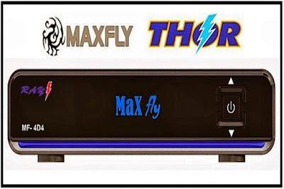 maxfly%2Bthor - MAXFLY THOR ATUALIZAÇÃO V1.100 87W ON - 05/07/2017