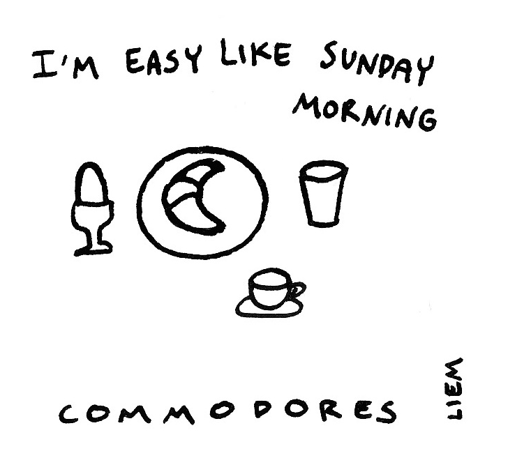 103 Best Images About The Muppets On Pinterest: Sketchbook: 365 Songs: 182. Easy Like Sunday Morning