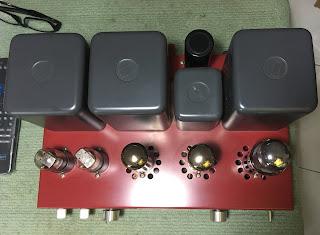 Sun Audio SV-PM200 Single Ended tube integrated amplifier (sold) Sun%2BAudio%2Bsv%2Bpm%2B3