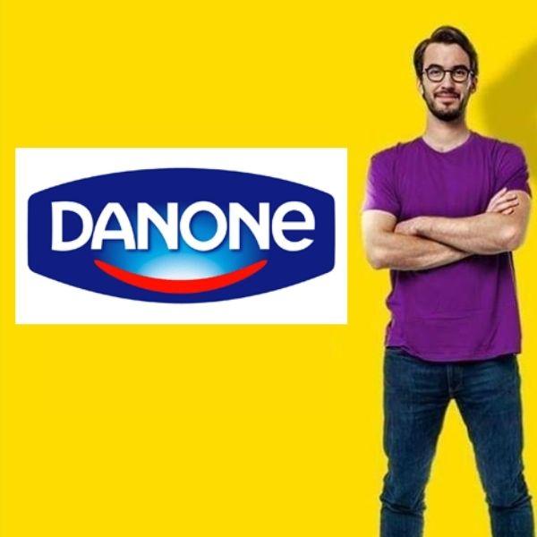 وظائف شركة دانون 2021