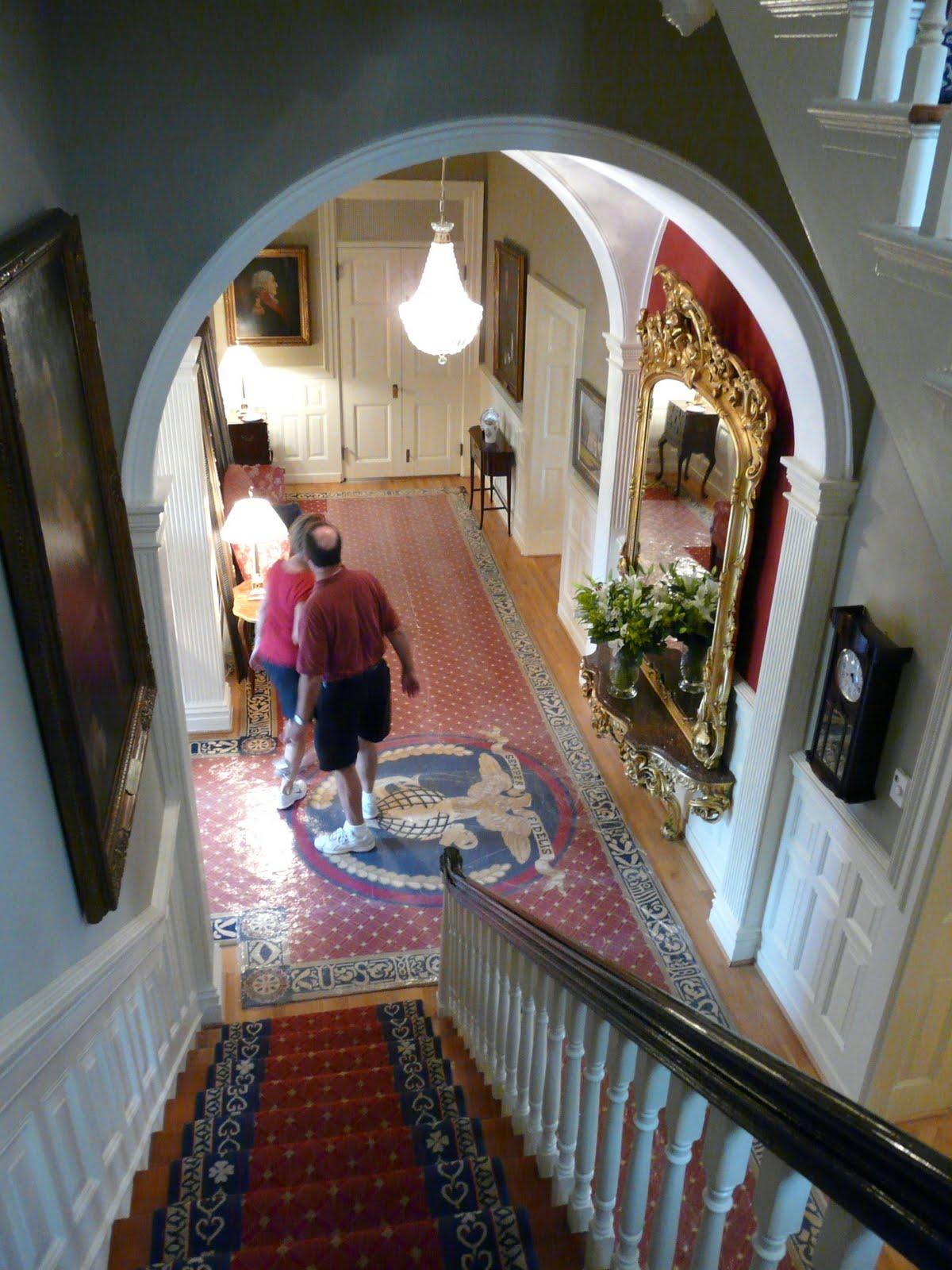 Tuxedomoon Tour of the Marine Commandants Home