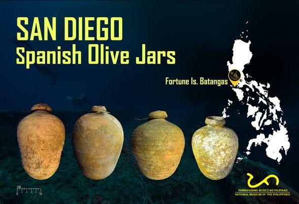 Spanish Olive Jars San Diego Shipwreck