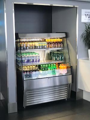 máquina de comida na CN Tower