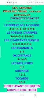 programme quinté+ Pronostic samedi 25/09/2021