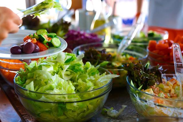 ensalada mixta peruana ensalada fácil