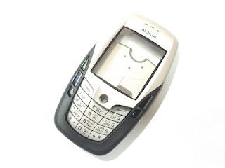 Casing Nokia 6600 Jadul Original 100%