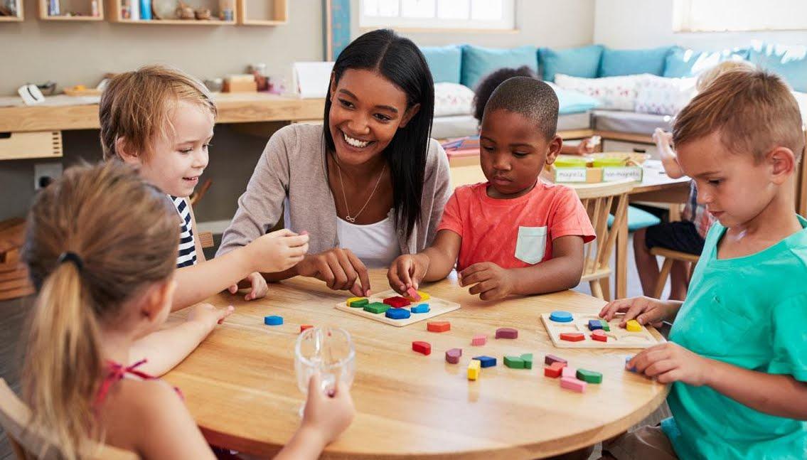 Metodo Montessori: l'istruzione data ai creatori di Amazon, Google e Wikipedia.