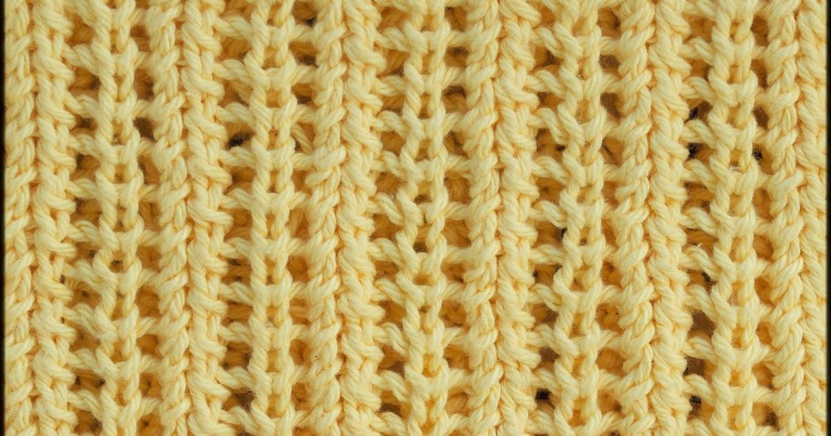 Wyndlestraw Designs Market Bag Knit Along 6 The Two Row Ssk